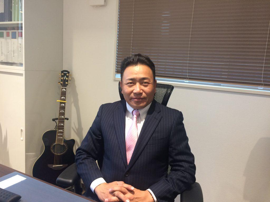 代表取締役 高橋一朗